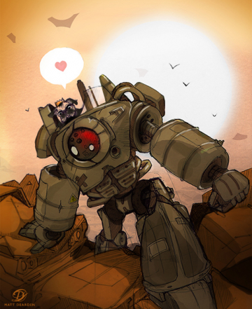 Junkyard Golem