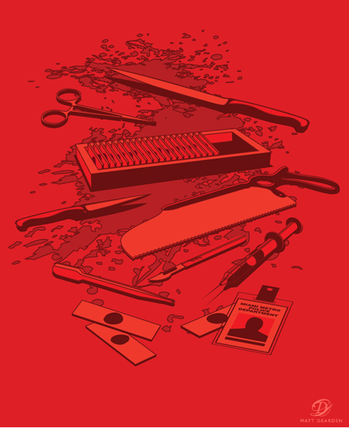 Serial Killer Toolbox