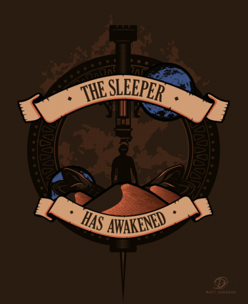 The Sleeper by Matt Dearden